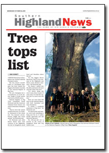 News Article : Southern Highland News