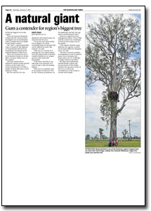 News Article : The Queensland Times