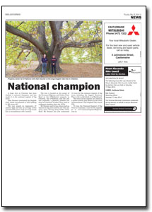 News Article : Castlemaine Mail
